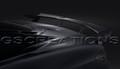 C8 Corvette High Wing Spoiler In Shadow Gray Metallic