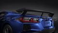 C8 Corvette High Wing Spoiler In Carbon Flash Metallic