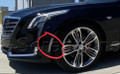 2016-2019 Cadillac CT6 Front Clear Side Markers