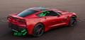 2014-2019 C7 Stingray Z06 Grand Sport Corvette Top Air vent Side Baffle