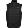 Men's Callaway Quilted Vest with 2020 C8 Corvette Logo