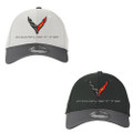 2020 C8 Next Generation Corvette Flexfit Base Ball Cap Hat