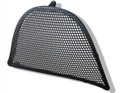 1997-2004 986 Porsche Boxster Roll Bar Headrest Mesh Deflector Panel Passenger Side (R)
