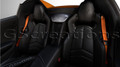 2020+ C8 Stingray Corvette Colored Seat Belts for The Convertible or Coupe