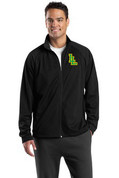 Mens Lynden Applique Tricot Track Jacket