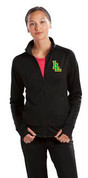 Ladies Lynden Applique NRG Fitness Jacket