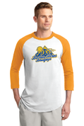 Butler Acres Bluejays Three Quarter Sleeve