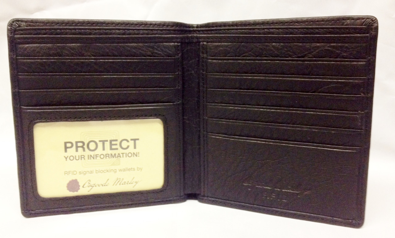 Osgoode Marley Cashmere Leather RFID