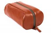 Bosca Correspondent Medium Soft Leather Toiletry Shave Kit