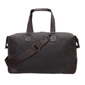 "Token Waxed Canvas Lafayette Large 20.5"" Duffel Bag"