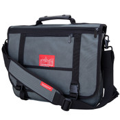 Manhattan Portage The Wallstreeter Exp. Briefbag / Backpack w/ Back Zipper