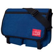 Manhattan Portage Europa Messenger LG w/ Back Zipper & Compartments