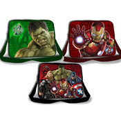 Marvel Avengers Age of Ultron Lenticular 3D Kids Messenger Bag