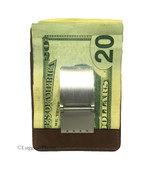 iLi RFID Blocking Mens Money Clip Card Case Wallet