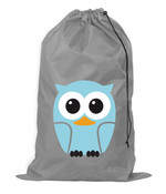 Kikkerland Owl Laundry Bag (holds up to 2 loads)