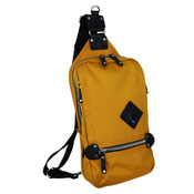 Harvest Label Urban Sling Mono Sling Travel Daypack Backpack Cordura Nylon