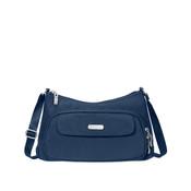 Baggallini Everyday Bagg Womens Crossbody Handbag Purse