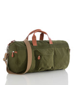 "Shiraleah Mens Beau Duffle Bag 19"" Overnight Carry On Duffle Gym Bag"