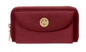 Baggallini Kyoto RFID Womens Zippered Wallet