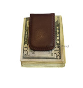 Osgoode Marley Leather Magnetic Mens Money Clip