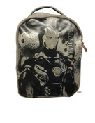 Marvel Comics Civil War Iron Man Canvas Backpack