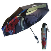 Marvel Comics Civil War Captain America, Iron Man, Spider-man umbrella