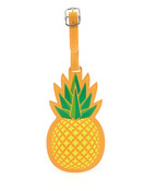 Kikkerland Pineapple Luggage Tag