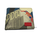 Marvel Comics Amazing Spider-Man Vinyl Bifold ID Wallet