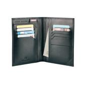 Victorinox Men's Altius Edge Leibnitz Passport Cover W/ RFID