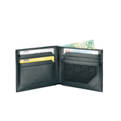 Victorinox Men's Altius Edge Zenon  Leather Bi-fold Wallet With Rfid