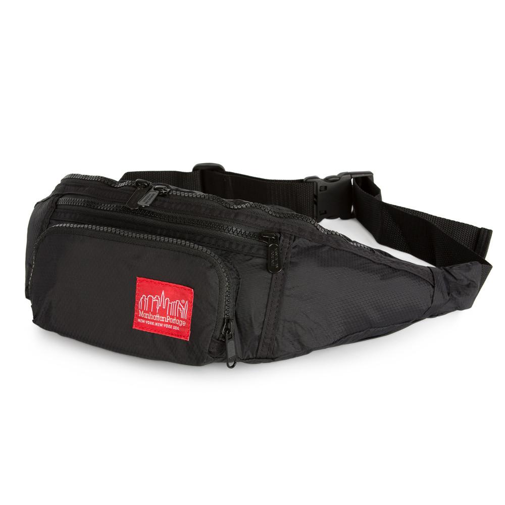 4f32ab62a0 Manhattan Portage Packable Alleycat Waist Bag - Black. Price   39.00. Image  1