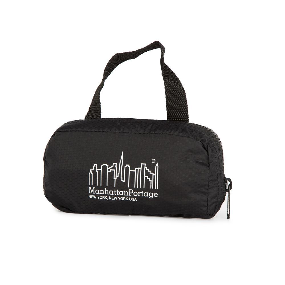 fb6e22ae49 Manhattan Portage Packable Alleycat Waist Bag - Black ...