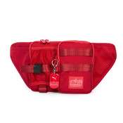 Manhattan Portage PUMA Echelon Waist Bag - Red