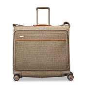 Hartmann Tweed Legend Voyager Large Spinner Garment Bag Suiter