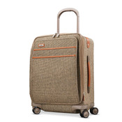 "Hartmann Tweed Legend 21"" Exp. Domestic Carry on Spinner Luggage"