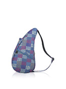 Ameribag Healthy Back Bag Small Crossover Shoulder Bag - Patchwork