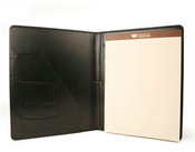 "Bosca Letter Writing Pad Portfolio Old Leather Collection 8 1/2"" x 11"""