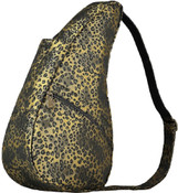 Ameribag Healthy Back Bag Small Crossover Shoulder Bag - Leopard Luxe