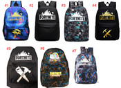 Fortnite Luminous Battle Royale School Backpack Bookbag