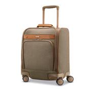 "Hartmann Herringbone Deluxe 16"" Carry On Underseater Spinner Tote Bag"
