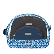 Baggallini Trio 3pc Cosmetic Bag Set Travel