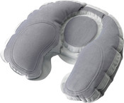 Go Travel The Snoozer Inflatable Travel Neck Pillow