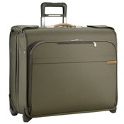 Briggs & Riley U176 Baseline Deluxe Garment Bag with Wheels