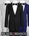 Black N Bianco Boys Suits with Bow Ties