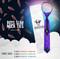 Boys Modern slim Purple Neck Tie