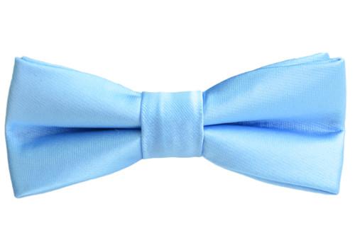 Black n Bianco Boys' Baby Blue Bow Ties