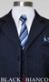 Ring Bearer Navy Suit