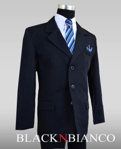 Boys Navy Suit for ring bearers and toddlers