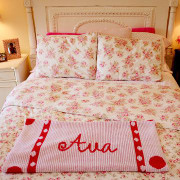 Personalized Blanket, Big Dots