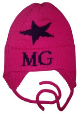 Personalized Hat, Large Star